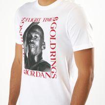 Jordan Men's MJ Flight Time T-Shirt, 1533289