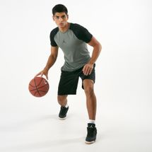 Jordan Men's Dri-FIT 23 Alpha Print Basketball T-Shirt, 1529734