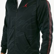 Jordan Men's Jumpman Tricot Graphic Jacket, 1535042