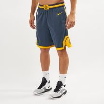 Nike NBA Golden State Warriors Swingman City Edition Shorts - 2018