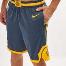 Nike NBA Golden State Warriors Swingman City Edition Shorts - 2018, 1433097