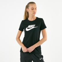 Nike Women's Sportswear Essential T-Shirt Orange