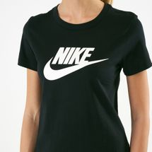 Nike Women's Sportswear Essential T-Shirt Black