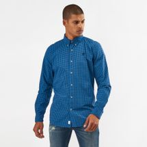 Timberland Suncook River Poplin Long Sleeve Shirt