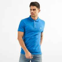Timberland Stretch Pique Slim Polo Shirt