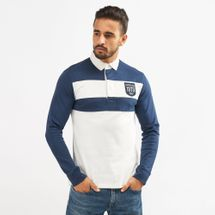 Timberland Long Sleeve Rugby Polo T-Shirt
