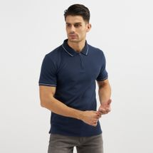 Timberland Zip Polo T-Shirt