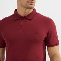 Timberland Zip Polo T-Shirt, 1410351