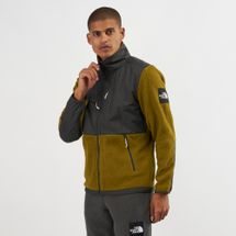 The North Face Panelled Shearling Jacket