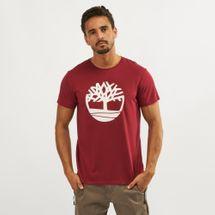 Timberland Kennebec River Logo T-Shirt