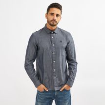 Timberland Milford Stripe Long Sleeve Oxford Shirt
