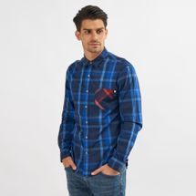 Timberland Eastham Fitted Check Long Sleeve Shirt