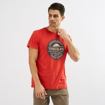 Timberland Mountain Graphic T-Shirt