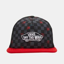 Vans Kids' x Marvel Classic Patch Trucker Hat