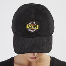Vans Design Assembly Summit Court Side Cap - Black, 1250614