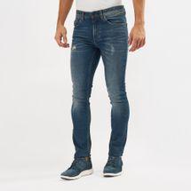 بنطال جينز ميرور ليك بنمط مهترئ من تمبرلاند