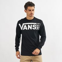 Vans Distorted Long Sleeve T-Shirt