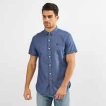 Timberland Milford Oxford Solid Slim Shirt