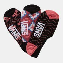 Vans Geo-Hero Canoodle Socks (3 Pair)