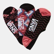 Vans Geo Hero Canoodle Socks ( 3 Pair)