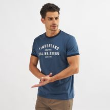 Timberland USA-NH Ringer T-Shirt