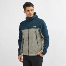 The North Face Full Zip Glacier Alpine Hoodie