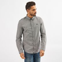 Timberland Back River Houndstooth Long Sleeve Shirt