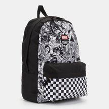 Vans x Marvel Women Realm Backpack - Black, 1248849