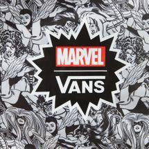 Vans x Marvel Benched Bag - Black, 1161714