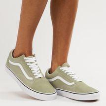 Vans Old Skool Shoe Green