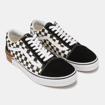 Vans Gum Block Old Checkerboard Old Block Skool Chaussure Baskets Chaussures 7ac210