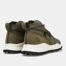 Timberland Men's Brooklyn Leather And Fabric Chukka Shoe, 1543876