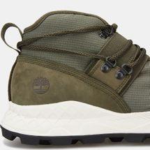 Timberland Men's Brooklyn Leather And Fabric Chukka Shoe, 1543878