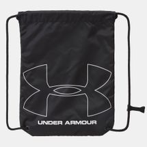 Under Armour SC30 Ozsee Sackpack - Black, 1223229