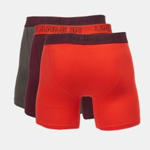 Under Armour Charged Cotton Stretch 6 Boxerjock (3 Pack), 1290617