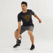 Under Armour Project Rock Chase Greatness T-Shirt, 1275160