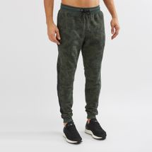 Under Armour TB Fleece Camo Jogger Pants