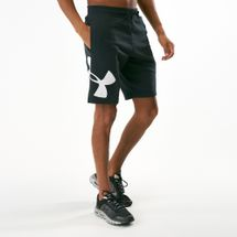 Under Armour Men's Rival Fleece Logo Sweatshorts