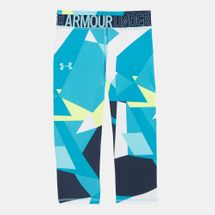 Under Armour Kids' Novelty Capri Leggings