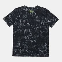 Under Kids' Armour Tech Big Logo Printed T-Shirt, 1330000