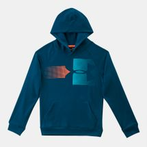 Under Armour Kids' Rival Logo Hoodie