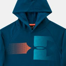 Under Armour Kids' Rival Logo Hoodie, 1232823