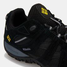 Columbia Men's Redmond Waterproof Low Hiking Shoe, 1537300