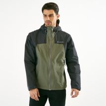Columbia Men's Top Pine™ Insulated Rain Jacket Black