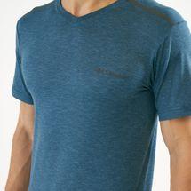 Columbia Men's Tech Trail™ II V Neck T-Shirt, 1538701