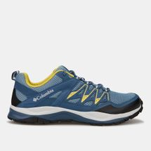 Columbia Men's Wayfinder Hiking Shoe Blue