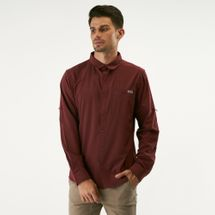 Columbia Men's Triple Canyon™ Solid Long Sleeve Shirt