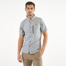 قميص قصير الأكمام تيك تريل من كولومبيا للرجال