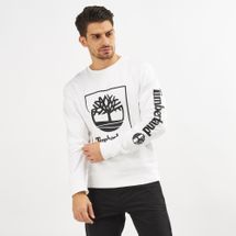 Timberland SLS Basic Crew Long Sleeve T-Shirt