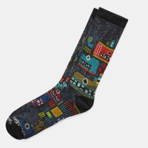 Smartwool Totem Monster Curated Crew Socks